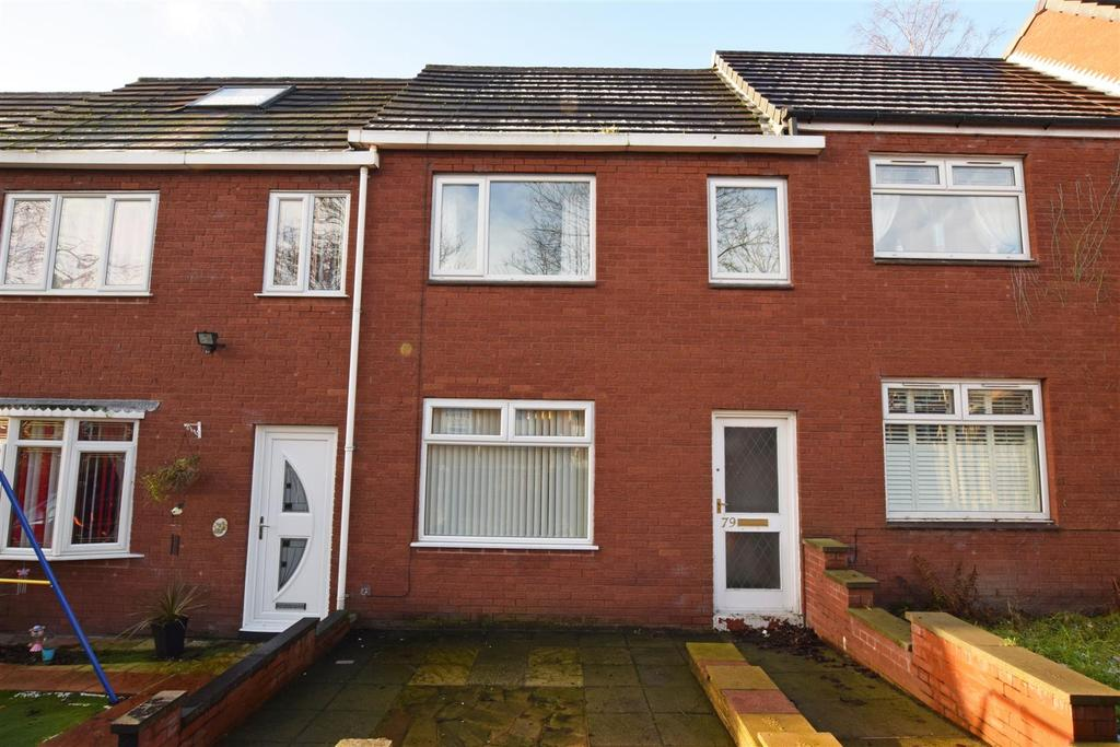 3 Bedrooms Town House for sale in Wood Street, Middleton, Manchester