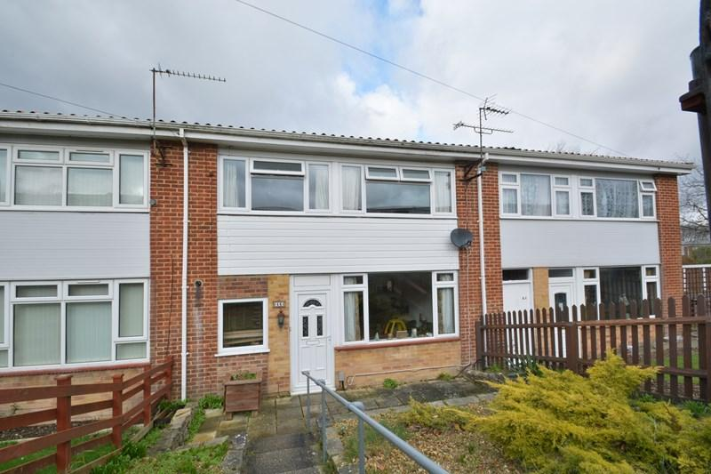 3 Bedrooms Terraced House for sale in Highlands Road, Andover