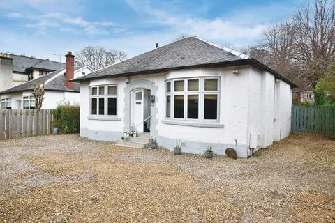 3 bedroom detached bungalow for sale - 42 Drymen Road, Bearsden, G61 2RW