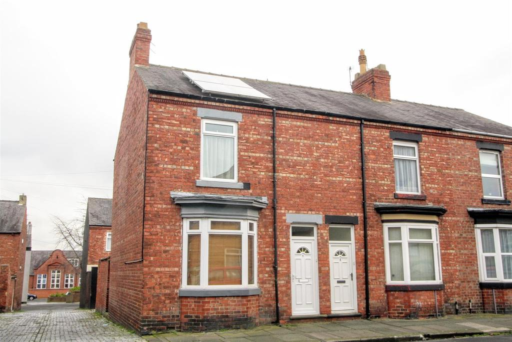 2 Bedrooms End Of Terrace House for sale in Marshall Street, Darlington