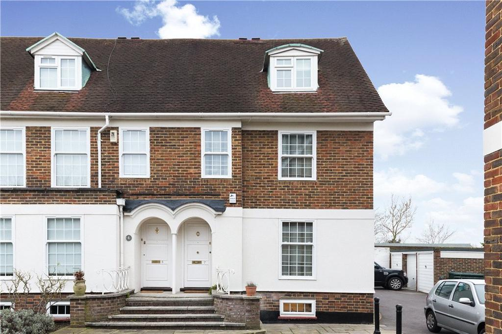 3 Bedrooms Terraced House for sale in Cambisgate, 109 Church Road, London, SW19