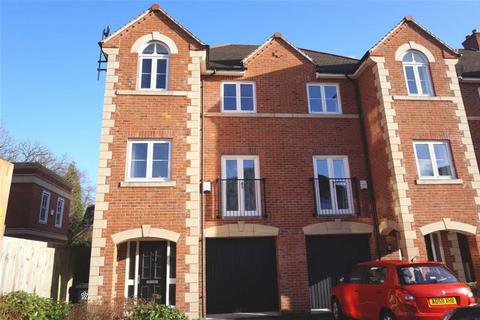 4 bedroom semi-detached house to rent - Elm Tree Gardens, Stoneygate, Leicester