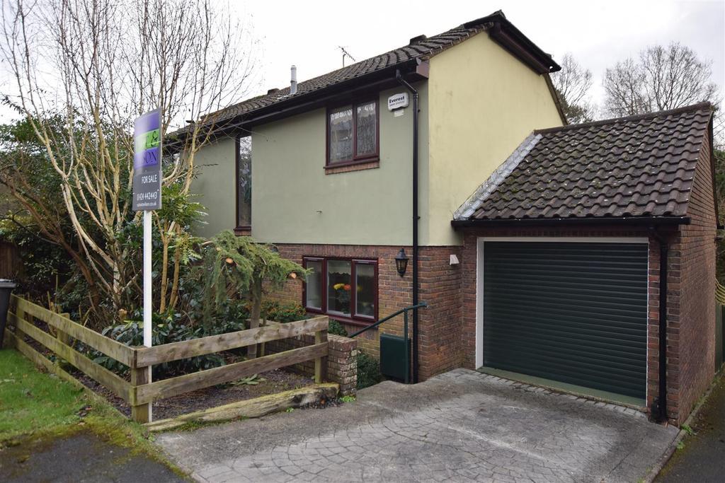 3 Bedrooms Detached House for sale in Juniper Close, St. Leonards-On-Sea