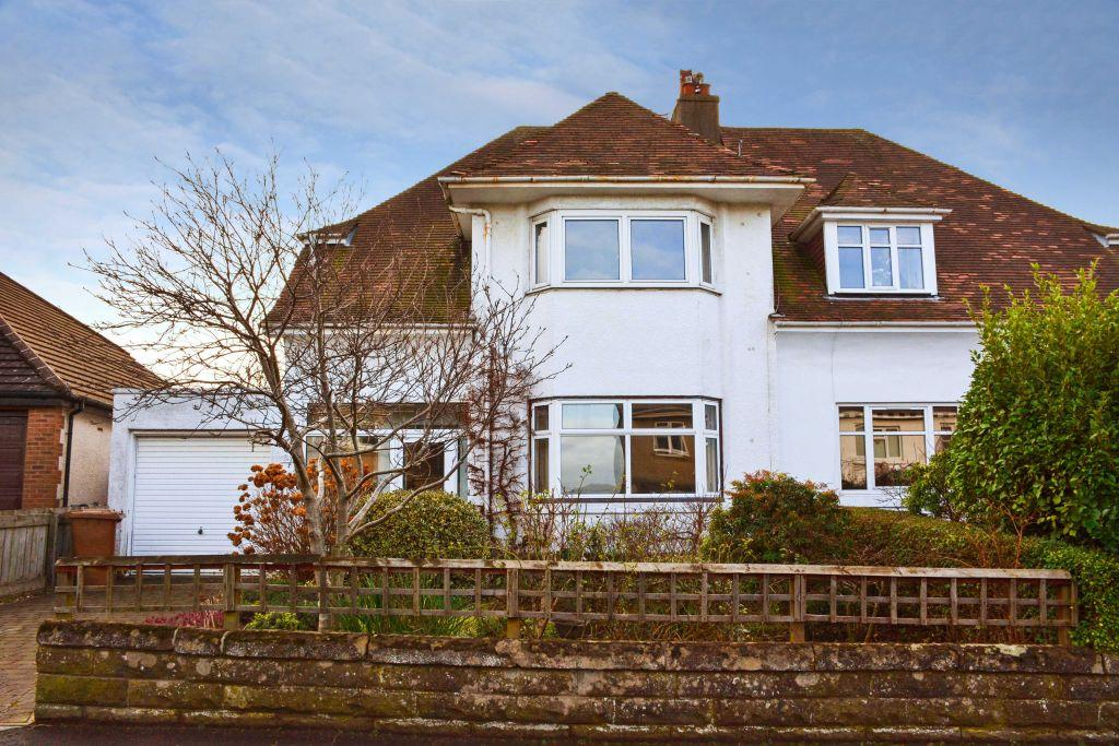 3 Bedrooms Semi Detached House for sale in 29 Pentland View, Comiston EH10 6PY