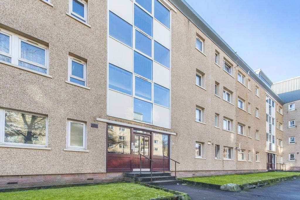 1 Bedroom Flat for sale in 2/1, 5 Oban Court, North Kelvinside, Glasgow, G20 6AS