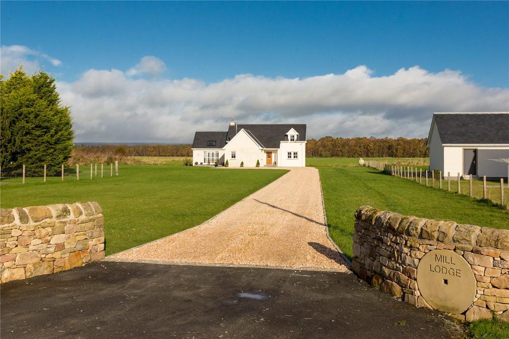 4 Bedrooms Detached House for sale in Mill Lodge, Rossburn Lane, Stirling, FK9