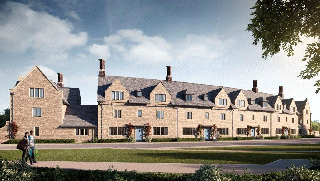 5 Bedrooms Terraced House for sale in Plot 3, Duchy Field, Station Road, Bletchingdon, Oxfordshire, OX5