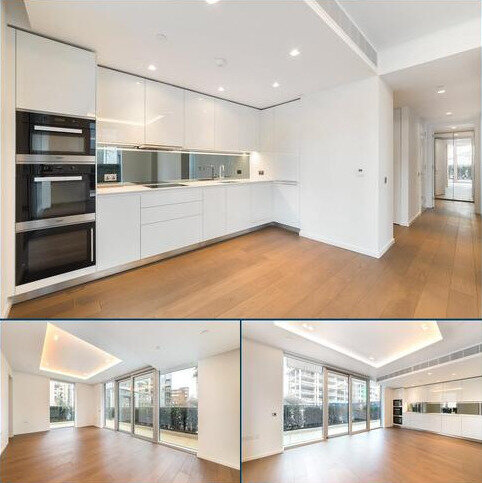 3 bedroom flat to rent - Bolander Grove, London, SW6