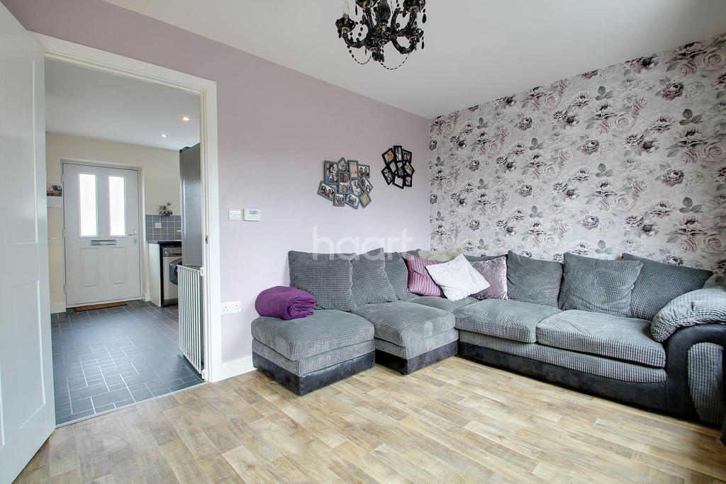 2 Bedrooms End Of Terrace House for sale in Olympian Close, Wisbech