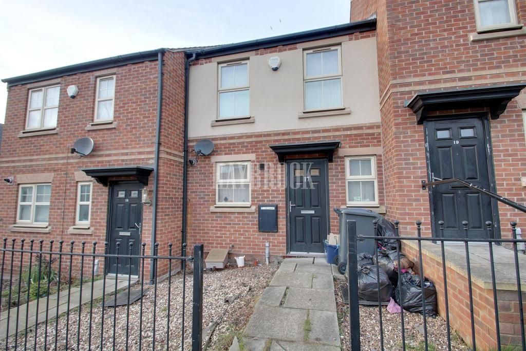 2 Bedrooms Terraced House for sale in Eleanor Street, Darnall, S9