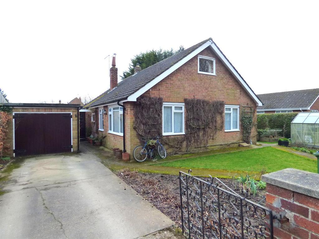 4 Bedrooms Detached Bungalow for sale in Butt Lane, Tickton, Beverley, East Yorkshire, HU17 9SF