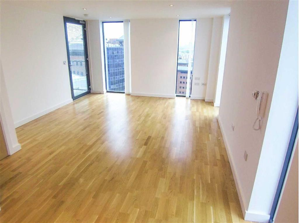 2 Bedrooms Apartment Flat for sale in Millennium Tower Block B, Salford Quays, Salford, M50