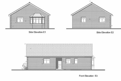 3 bedroom bungalow for sale - Plot 1 Heritage Green, Welshpool, SY21
