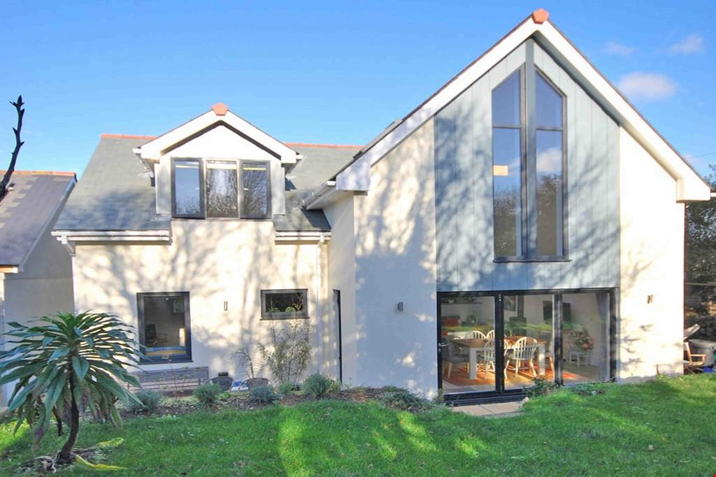 4 Bedrooms Detached House for sale in St Agnes, Nr. Truro, Cornwall, TR5