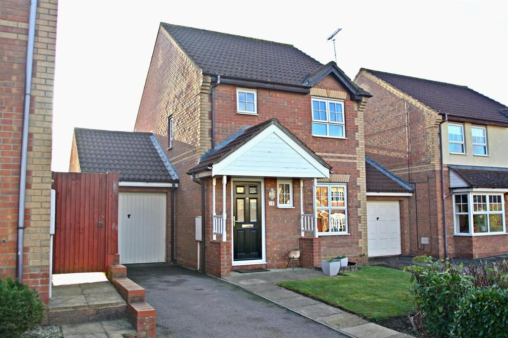3 Bedrooms House for sale in Coldeaton Lane, Emerson Valley, Milton Keynes