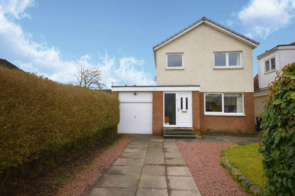 3 Bedrooms Detached House for sale in 44 Forth Road, Torrance, Glasgow, G64 4BA