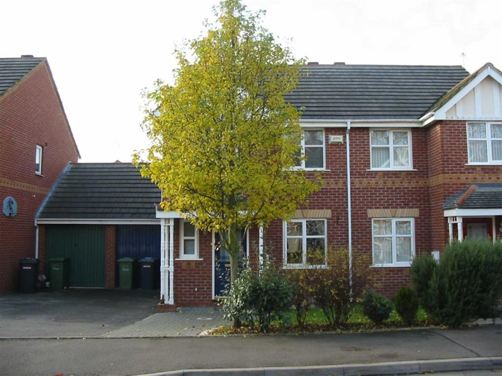 3 Bedrooms Semi Detached House for sale in Penshurst Way, Maple Park, Nuneaton, Warwickshire, CV11