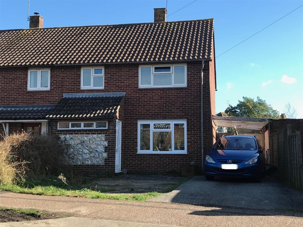3 Bedrooms Semi Detached House for sale in Sherborne Road, Chichester