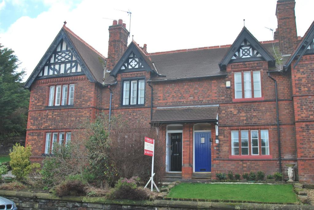 2 Bedrooms Terraced House for sale in Bridge Lane, Frodsham