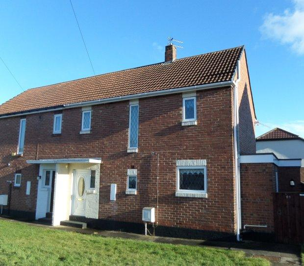 3 Bedrooms Semi Detached House for sale in OAKDENE ROAD, FISHBURN, SEDGEFIELD DISTRICT