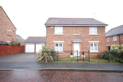 4 bedroom detached house for sale - Chipchase Mews, Great North Park