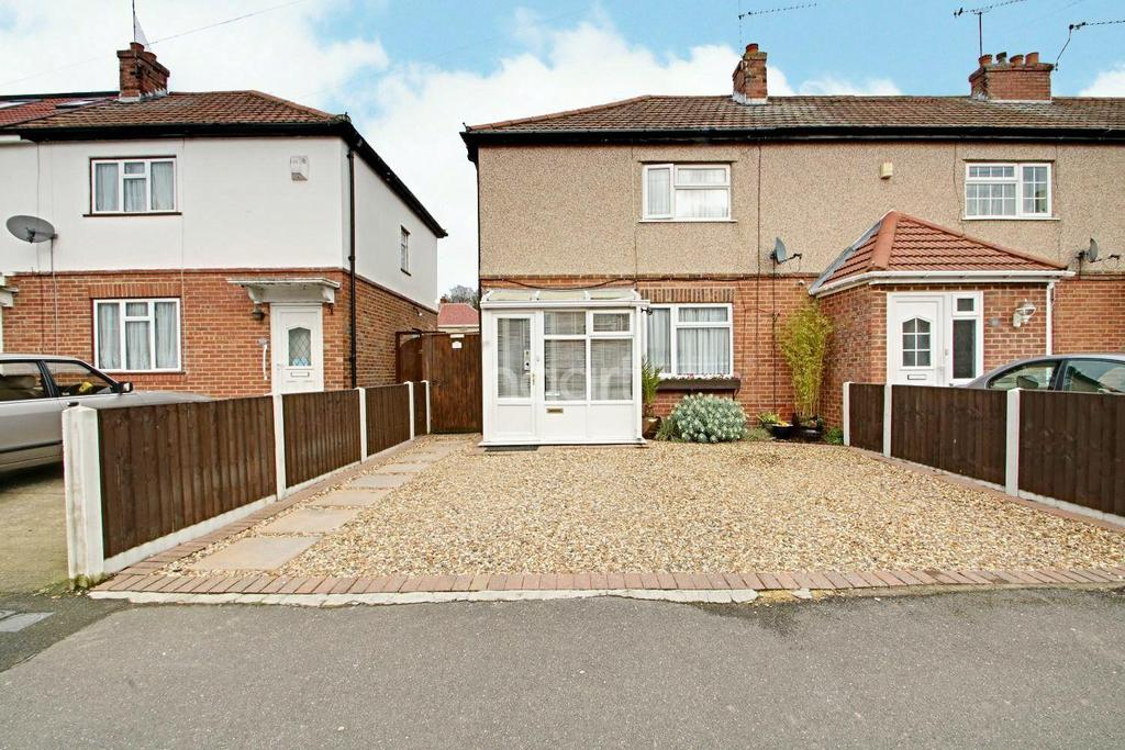3 Bedrooms End Of Terrace House for sale in Howard Avenue
