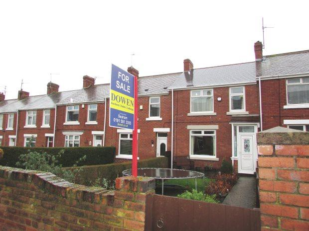 3 Bedrooms Terraced House for sale in STANLEY STREET, SEAHAM, SEAHAM DISTRICT