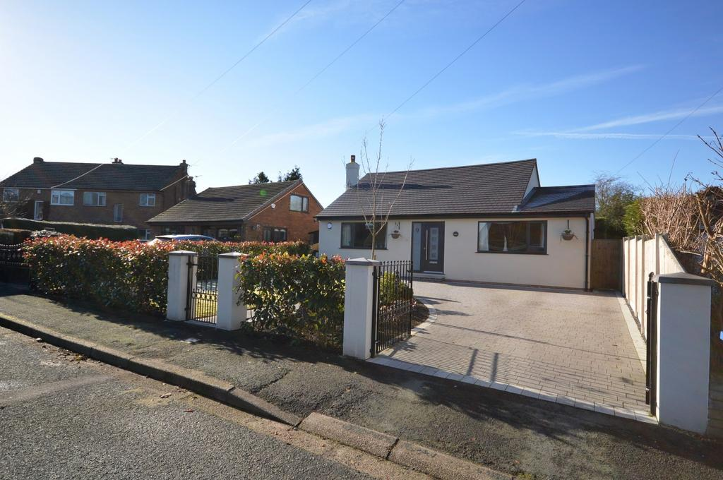 Cedarfield Road Lymm 3 Bed Detached Bungalow For Sale 460 000
