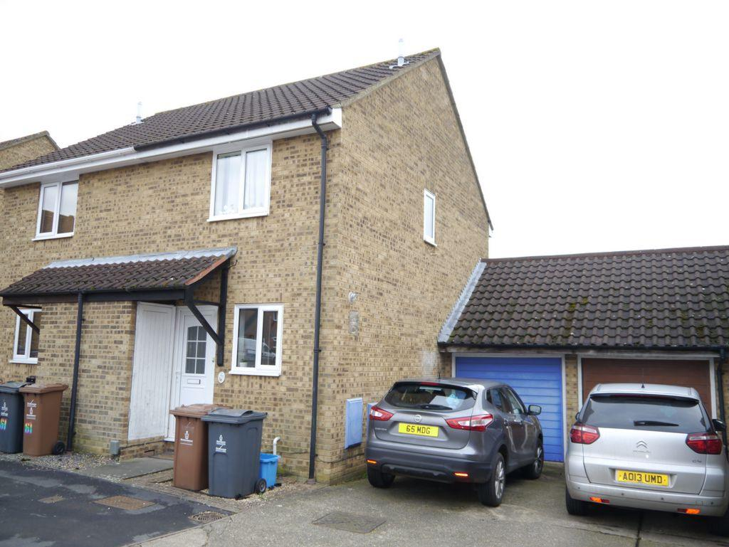 2 Bedrooms Semi Detached House for sale in Carters Close, Stevenage, SG2