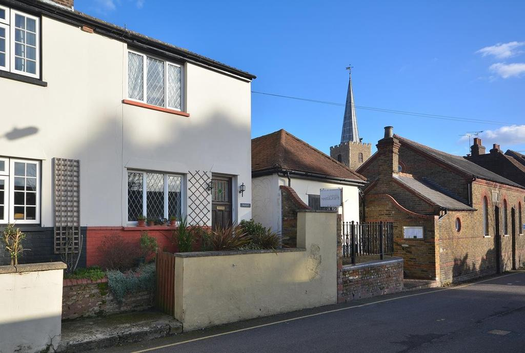 2 Bedrooms Semi Detached House for sale in Bell Street, Chelmsford, Essex, CM2