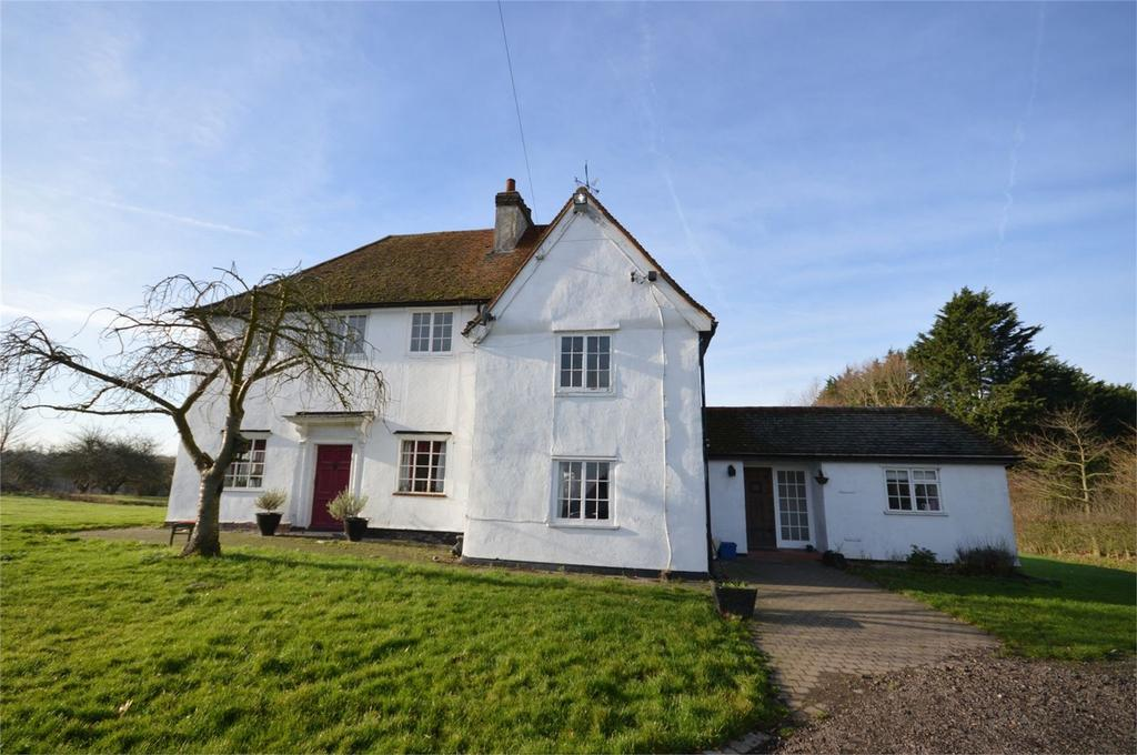 5 Bedrooms Detached House for sale in Murthering Lane, Stapleford Abbotts, Romford