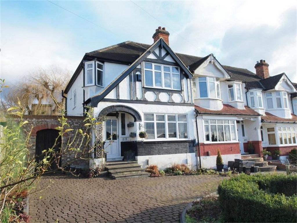 3 Bedrooms End Of Terrace House for sale in Langley Way, West Wickham, Kent