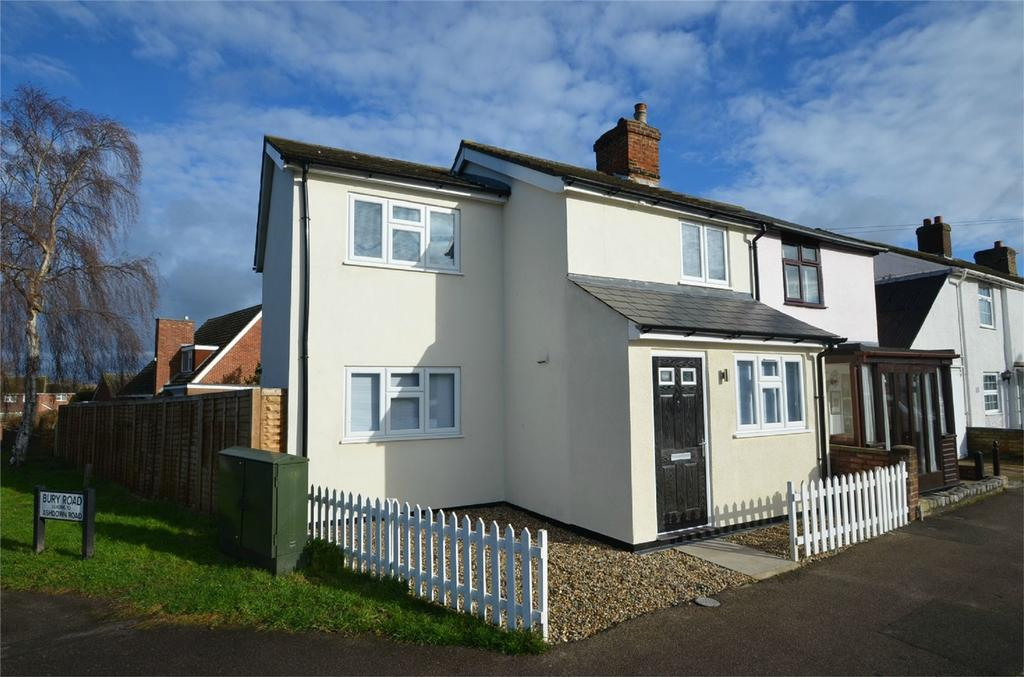 3 Bedrooms End Of Terrace House for sale in Clifton Road, SHEFFORD, Bedfordshire