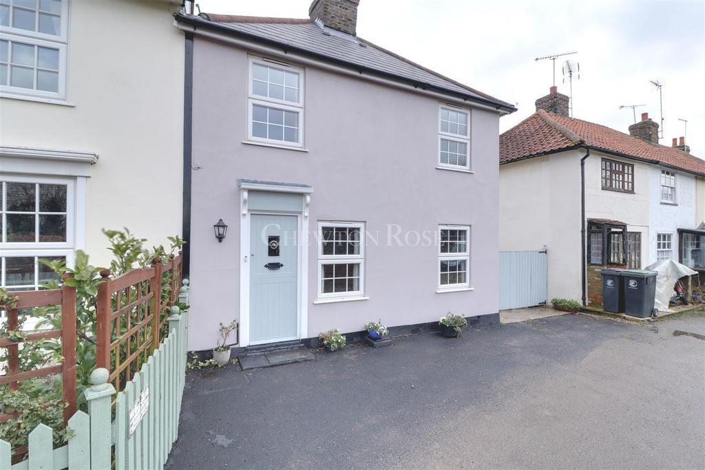 2 Bedrooms Semi Detached House for sale in Bishops Stortford