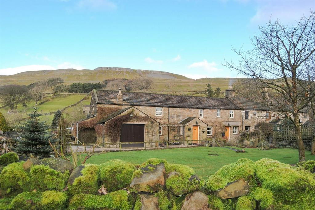 3 Bedrooms Semi Detached House for sale in Barn End, Sedbusk, Hawes, North Yorkshire