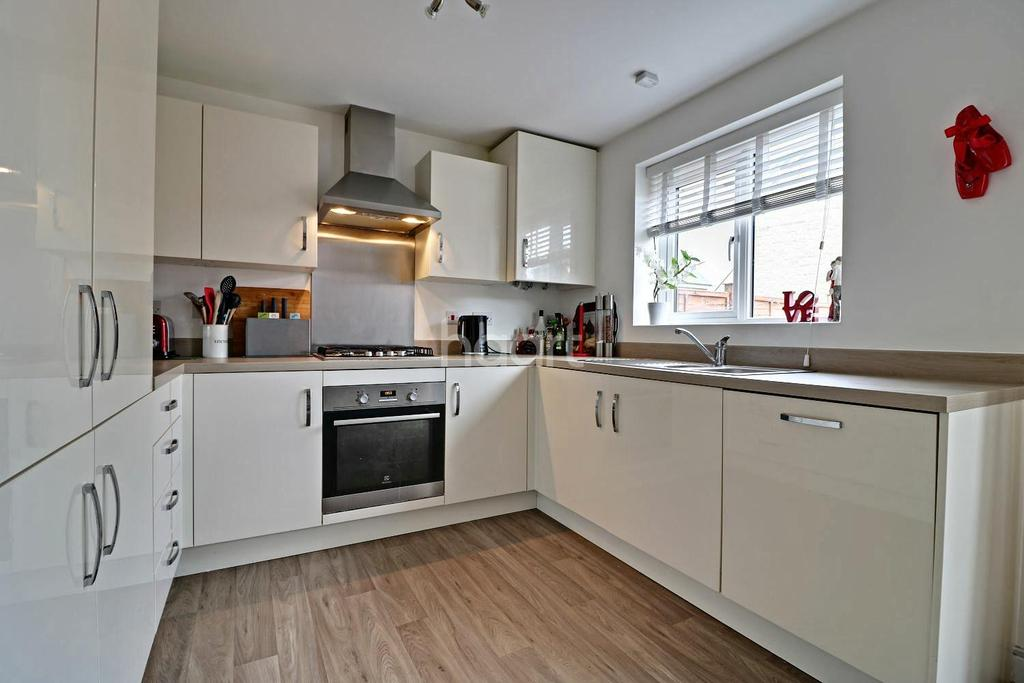 3 Bedrooms Terraced House for sale in Mill View, Swindon,Wiltshire