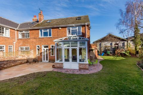 5 bedroom semi-detached house for sale - The Old Village, Huntington, York