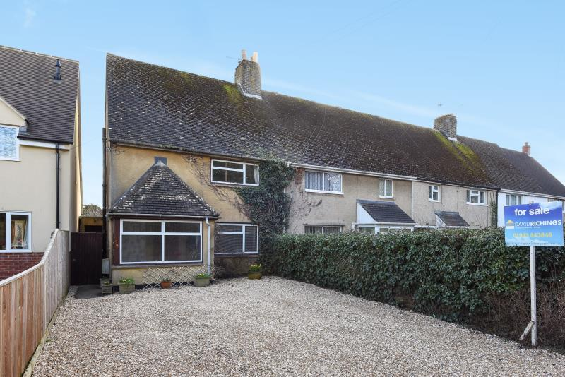 2 Bedrooms End Of Terrace House for sale in Rock Road, Carterton, Oxon