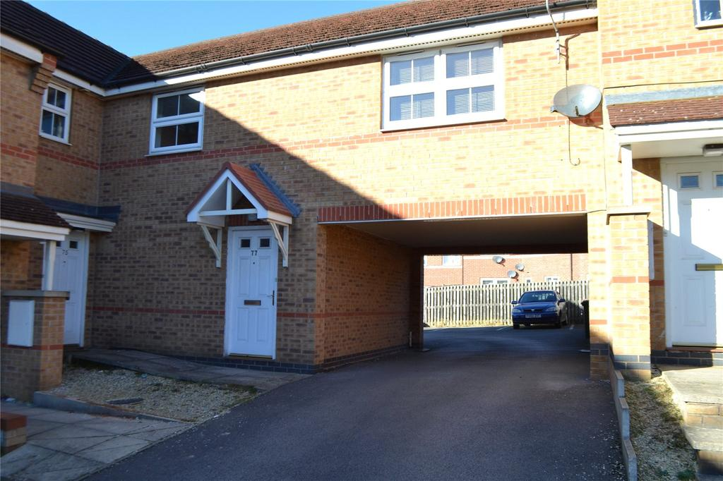1 Bedroom Flat for sale in Wilkinson Way, Scunthorpe, North Lincolnshire, DN16