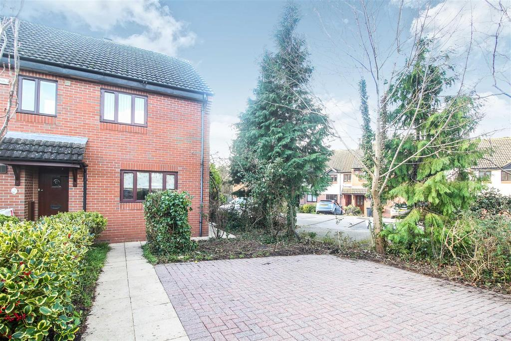 2 Bedrooms End Of Terrace House for sale in Lay Gardens, Radford Semele, Leamington Spa