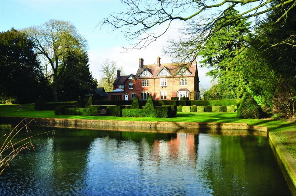 8 Bedrooms Detached House for sale in The Old Vicarage, Church Lane,, Barkway