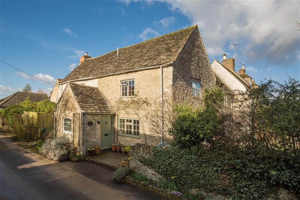 4 Bedrooms Cottage House for sale in Brook House, Tuners Lane, Crudwell