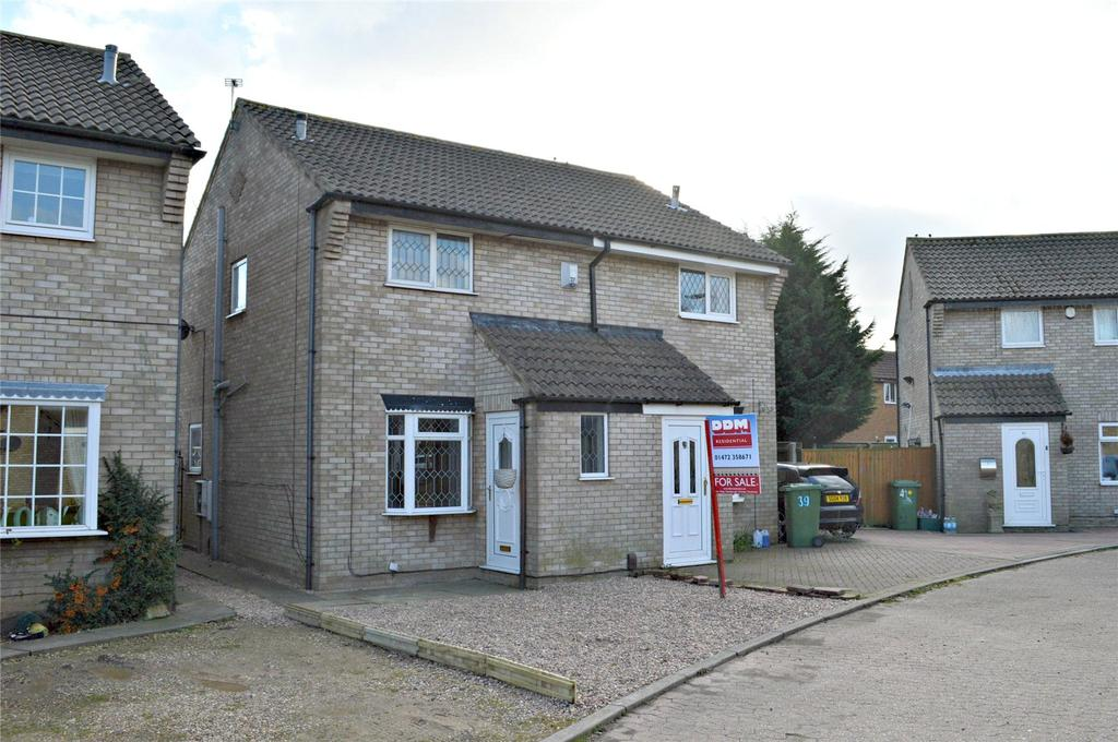 2 Bedrooms Semi Detached House for sale in Orion Way, Grimsby, North East Lincolnshire, DN34