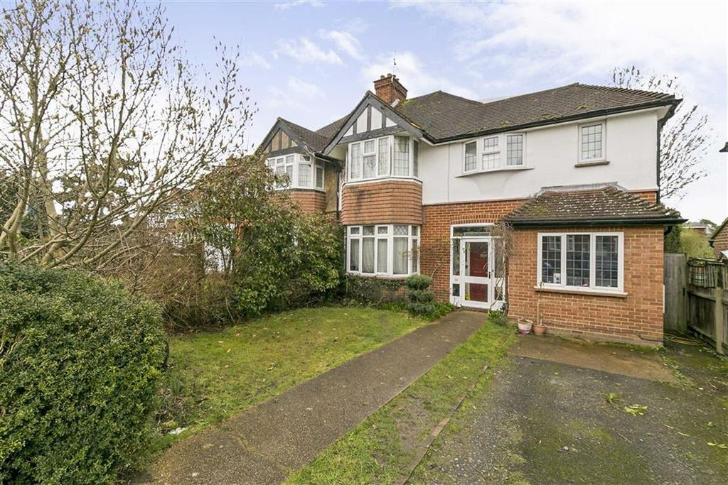 3 Bedrooms Semi Detached House for sale in Digdens Rise, Epsom, Surrey