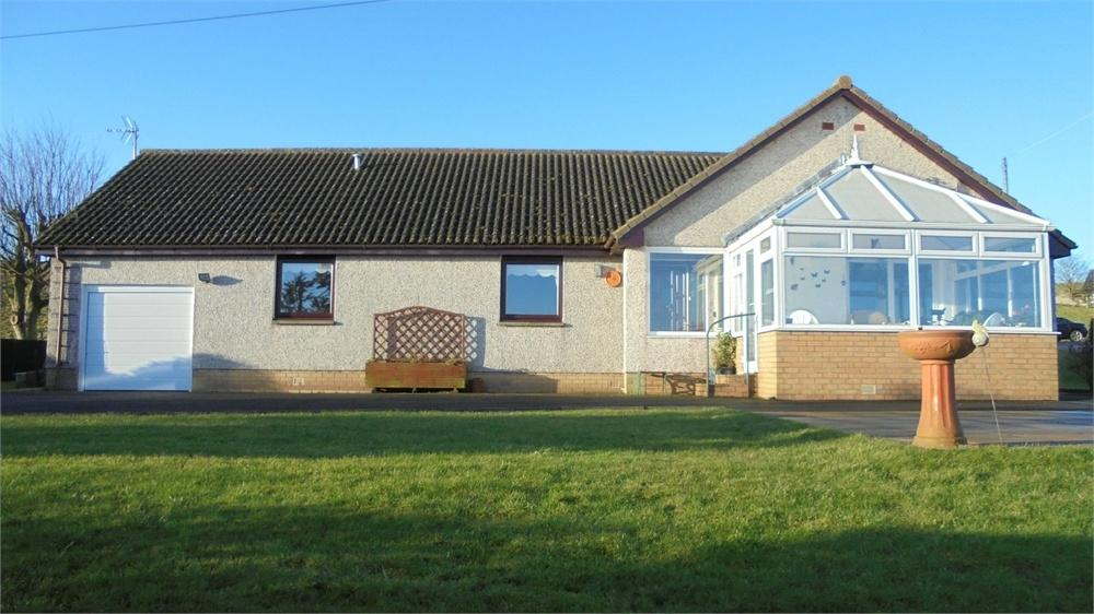 4 Bedrooms Detached Bungalow for sale in 16a Lamberton Holdings, Lamberton, BERWICK-UPON-TWEED, Scottish Borders