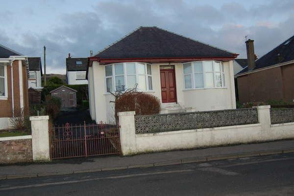 2 Bedrooms Detached Bungalow for sale in Rosemount, 60 Moorburn Road, Largs, KA30 9HY