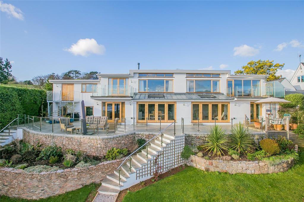 4 Bedrooms Detached House for sale in Duncannon Mead, Stoke Gabriel, Totnes, Devon, TQ9