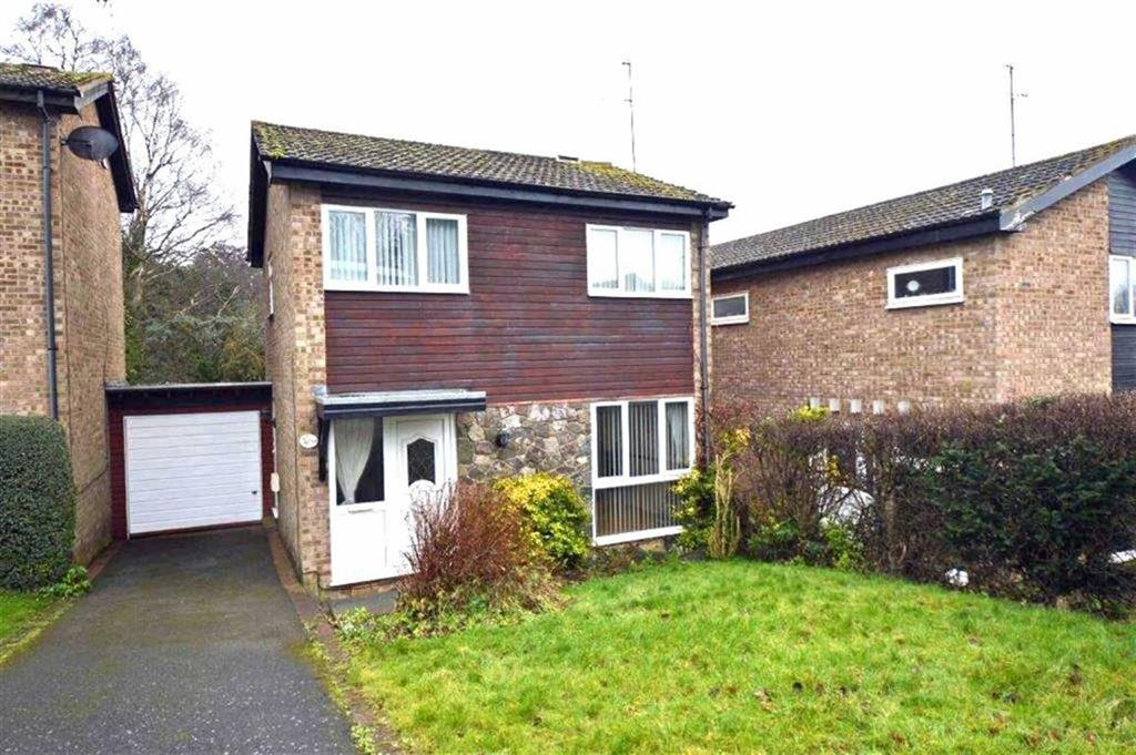 3 Bedrooms Detached House for sale in Oakenshaw Close, Leicester