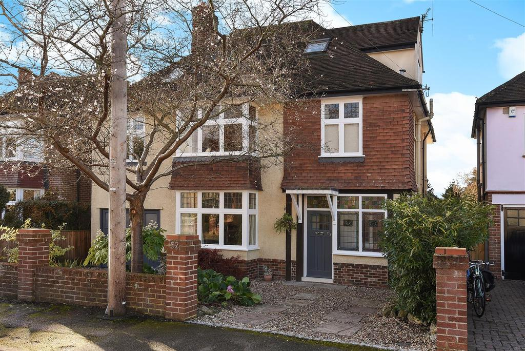5 Bedrooms Detached House for sale in Sandfield Road, Headington