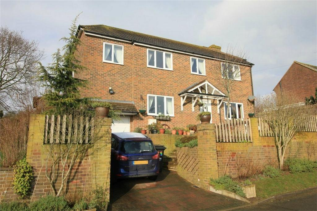 4 Bedrooms Detached House for sale in 25 Smith Close, NINFIELD, East Sussex